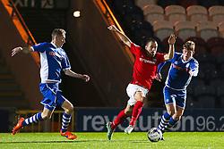 Joe Cole of Coventry City attacks - Mandatory byline: Matt McNulty/JMP - 07966 386802 - 20/10/2015 - FOOTBALL - Gigg Lane - Rochdale, England - Rochdale v Coventry - Sky Bet League One
