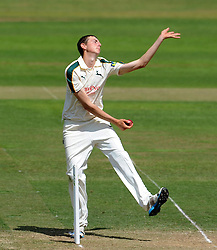 Nottinghamshire's Ben Carter. - Photo mandatory by-line: Harry Trump/JMP - Mobile: 07966 386802 - 15/06/15 - SPORT - CRICKET - LVCC County Championship - Division One - Day Two - Somerset v Nottinghamshire - The County Ground, Taunton, England.