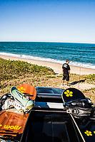 Praia Grande. São Francisco do Sul, Santa Catarina, Brasil. / <br /> Praia Grande (Long Beach). São Francisco do Sul, Santa Catarina, Brazil.