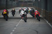 November 16-20, 2016: Macau Grand Prix. start of the 50th Macau Motorcycle Grand Prix