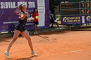Tennis 2018: Empire Slovak Open - 19 May 2018