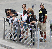 09.JULY.2009. PARIS<br /> <br /> MADONNA'S KIDS LOURDES, ROCCO, DAVID BANDI, AND NEW ADDITION TO THE FAMILY MERCY JAMES GOT TAKEN OUT BY ALL THE NANIES FOR A SIGHTSEEING TRIP AROUND PARIS WHICH INCLUDED A BOAT TRIP TO SEE THE EIFEL TOWER.<br /> <br /> BYLINE: EDBIMAGEARCHIVE.COM<br /> <br /> *THIS IMAGE IS STRICTLY FOR UK NEWSPAPERS AND MAGAZINES ONLY*<br /> *FOR WORLD WIDE SALES AND WEB USE PLEASE CONTACT EDBIMAGEARCHIVE - 0208 954 5968*