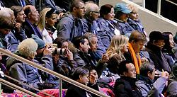 07-02-2014 ALGEMEEN: OPENINGSCEREMONIE OLYMPIC GAMES: SOTSJI<br /> De openingsceremonie in het Fishtstadion van de Olympische Winterspelen in Sotsji staat vol spektakel, dans en 22,5 ton vuurwerk / Koning Willem Alexander en Maxima<br /> ©2014-FotoHoogendoorn.nl