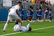 Houston Washington verses Kilgore during the UIL soccer class 4A semifinals at Birkelbach Field, Georgetown, Wednesday, April. 12, 2017. (Stephen Spillman)