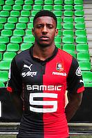 Steven MOREIRA - 15.09.2014 - Photo officielle Rennes - Ligue 1 2014/2015<br /> Photo : Philippe Le Brech / Icon Sport