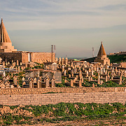 One of the numerous Yazidi shrines in Bahzani