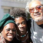October is Black Panther Party History month. The anniversary of the founding of the Black Panther Party is celebrated in October in many cities and countries throughout the world. This year is the 46th anniversary of the founding of the BPP and the event as usual, was celebrated with warmth and vibrancy in Oakland, CA..