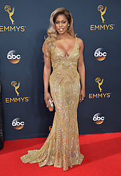 Laverne Cox bei der Verleihung der 68. Primetime Emmy Awards in Los Angeles / 180916<br /> <br /> *** 68th Primetime Emmy Awards in Los Angeles, California on September 18th, 2016***