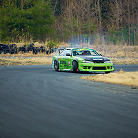 The fury of entering a corner sideways - automotive poetry in motion, Japanese Drift style
