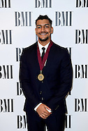 London - BMI London Music Awards - 10 Oct 2016