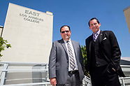Executives of East Los Angeles College