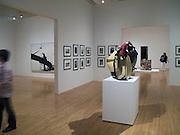 MOCA, Art Museum, Art Work, Display, Gallery,  Los Angeles Museum Of Contemporary Art High dynamic range imaging (HDRI or HDR)