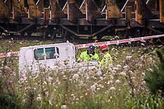Auckland-One seriously injured after collision between against  truck and train, Kumeu