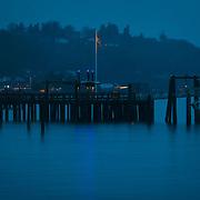 Evening on Ruston Way - Tacoma, WA