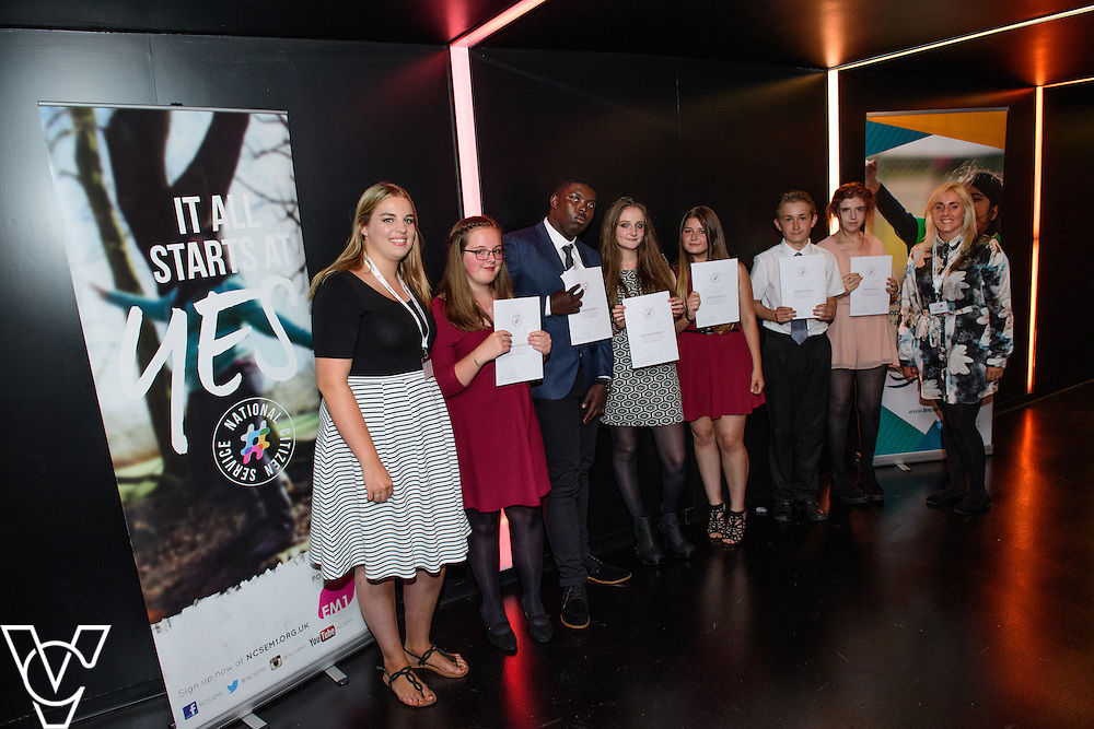 NCS EM1 (Lincolnshire Sport) graduation ceremony at the Engine Shed, Lincoln.<br /> <br /> Picture: Chris Vaughan/Chris Vaughan Photography<br /> Date: August 19, 2016