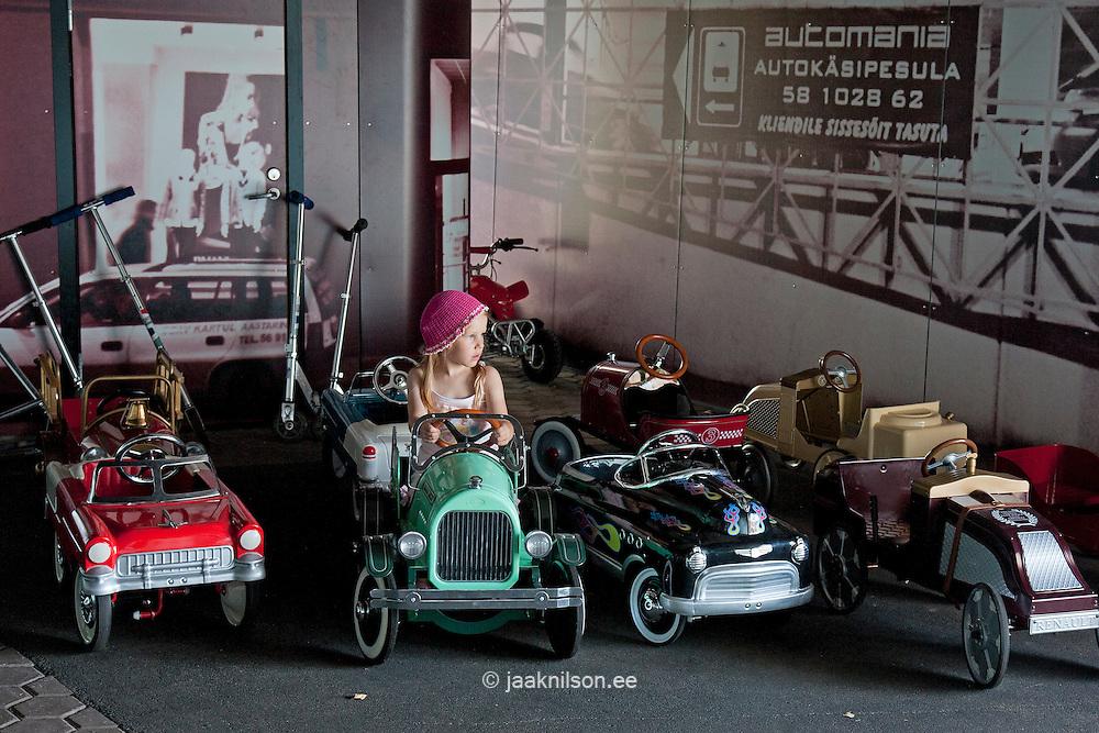 Traffic City For Children Estonian Road Museum Saverna Polva