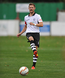 IAN MILLER CAMBRIDGE CITY,    Cambridge City v Thame United, Evo Stick League South East, Westwood Road St Ives Ground,      Saturday 14th October 2017<br /> Score:4-2  Photo:Mike Capps/Kappasport