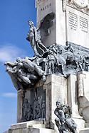 Monument to Antonio Maceo, Havana Centro, Cuba.