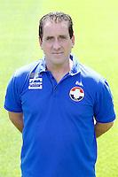 Kracht- en hersteltrainer Henri van Amelsfort