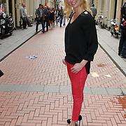 NLD/Amsterdam/20130513 -  Perspresentatie Baantjer, Alexandra Alphenaar