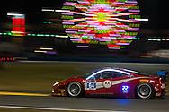 #64 Scuderia Corsa Ferrari 458 Italia: Rod Randall, John Farano,Ken Wilden, David Empringham