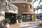 Starbucks Coffee at Seacliff Village in Huntington Beach
