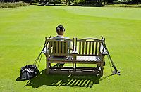 HATTEM - Ouderen op de golf. COPYRIGHT KOEN SUYK