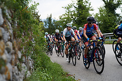 Elise Chabbey (SUI) during Stage 8 of 2019 Giro Rosa Iccrea, a 133.3 km road race from Vittorio Veneto to Maniago, Italy on July 12, 2019. Photo by Sean Robinson/velofocus.com