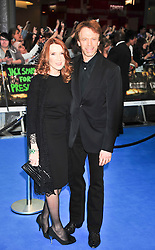 "© licensed to London News Pictures. London, UK  12/05/11Jerry Bruckheimer attends the UK premiere of Pirates of the Carribean 4 ""on Stranger Tides"" at Londons Westfield . Please see special instructions for usage rates. Photo credit should read AlanRoxborough/LNP"