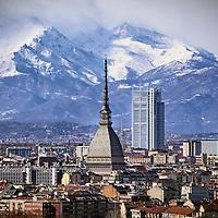 Torino Mole & Grattacielo