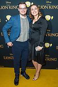Nederlandse galapremiere van de Disney-klassieker Lion King in Pathe Tuschinski, Amsterdam.<br /> <br /> Op de foto:  Mascha Feoktistova