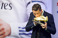 110514 Cristiano Ronaldo Golden Boot 2013-2014
