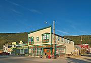 Heritage Buildings<br /> Dawson City<br />Yukon<br />Canada
