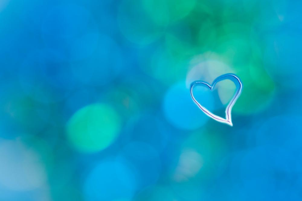 light blue heart background - photo #10