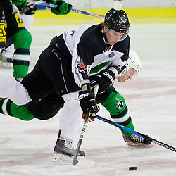 20120218: SLO, Ice Hockey - Slohokej League, Final Round, HK Olimpija vs HK Partizan Beograd