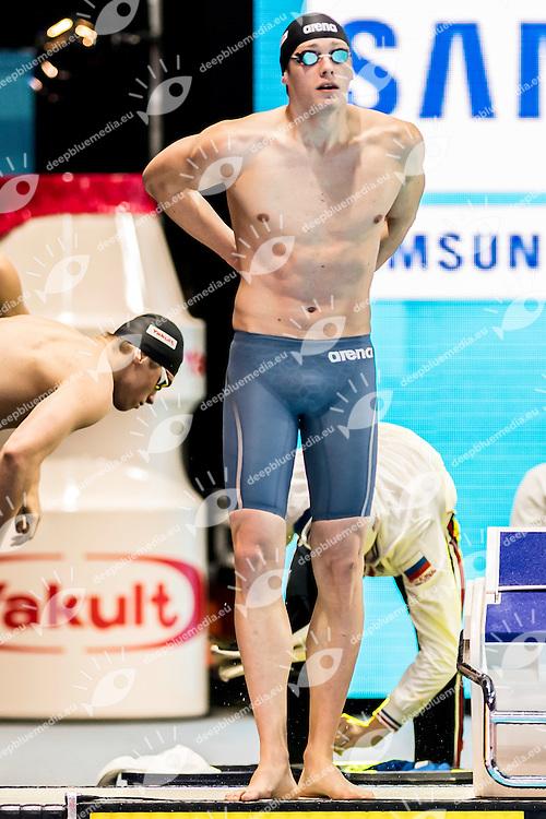 PRIGODA Kirill RUS<br /> Men's 4x50m Freestyle<br /> 13th Fina World Swimming Championships 25m <br /> Windsor  Dec. 9th, 2016 - Day04 Heats<br /> WFCU Centre - Windsor Ontario Canada CAN <br /> 20161209 WFCU Centre - Windsor Ontario Canada CAN <br /> Photo &copy; Giorgio Scala/Deepbluemedia/Insidefoto