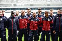 Equipe Bordeaux - 23.03.2015 - Visite du Stade de Bordeaux -<br /> Photo : Caroline Blumberg / Icon Sport *** Local Caption ***