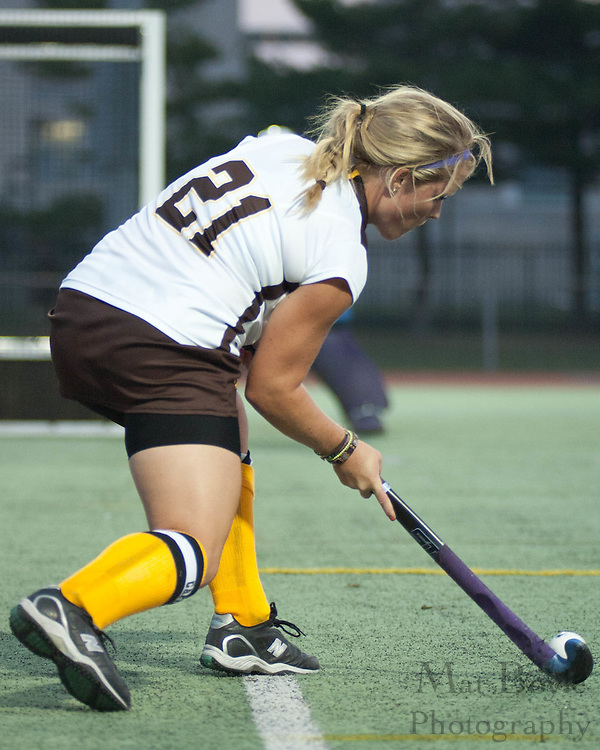 2010-09-01: Rowan University Field Hockey versus Cabrini.