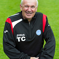 St Johnstone Photocall, Season 2010-11<br /> Tommy Campbell, Youth Development Manager<br /> Picture by Graeme Hart.<br /> Copyright Perthshire Picture Agency<br /> Tel: 01738 623350  Mobile: 07990 594431