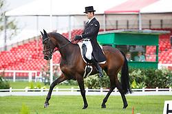 Paget Jonathon, (NZL), Clifton Promise<br /> Dressage<br /> Mitsubishi Motors Badminton Horse Trials - Badminton 2015<br /> © Hippo Foto - Libby Law<br /> 07/05/15