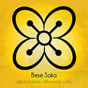 Bese Saka: abundance. affluence. unity.<br />