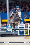 Bas Knijff - Cassius Clay Vdv Z<br /> FEI World Breeding Jumping Championships for Young Horses 2016<br /> © DigiShots