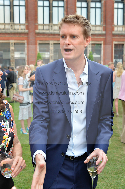 Tristram Hunt MP at the V&A Summer Party 2017 held at the Victoria & Albert Museum, London England. 21 June 2017.