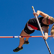 25 March 2016:  The San Diego State Aztecs Track and Field team hosts the 38th Annual Aztec Invite at the Sports Deck on the campus of SDSU.