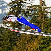 Wolfgang Loitzl - World Cup Ski Jumping - Whistler, BC.