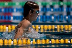 Tobija Ponikvar of PK Ilirija (SLO) competes during the 35th International Swimming meeting Ljubljana 2010, on May 23, 2010 at Kodeljevo pool, Ljubljana, Slovenia. (Photo by Vid Ponikvar / Sportida)