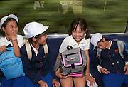 Himeji, Japan School Children