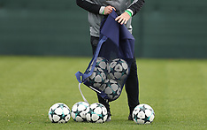 Celtic Training and Press Conference - 30 October 2017