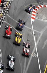FORMEL 1: GP von Monaco, Monte Carlo, 16.05.2010<br />Illustration<br />© pixathlon