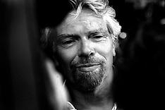 Sir Richard Branson Portrait
